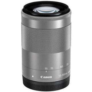 Canon 佳能 EF-M 55-200mm f/4.5-6.3 IS STM 远摄变焦镜头