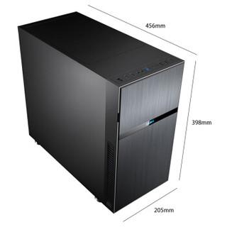 SAMA 先马 小黑洞 M-ATX机箱