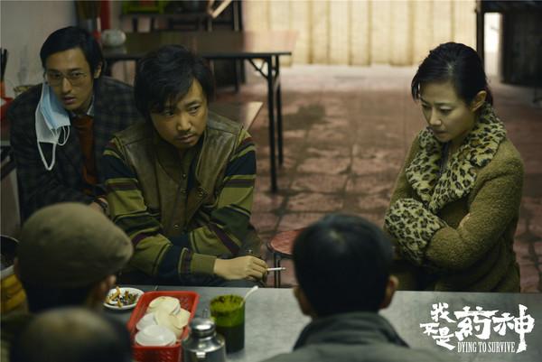 """""""一周值影快报""""第136期:十年来第一部9分华语片,《我不是药神》你看哭了吗?"""