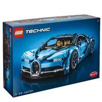 新品预售:LEGO 乐高 2018 Technic 科技超旗舰 42083 布加迪奇龙
