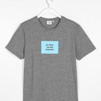 C&A ECD218009-4 男士印花T恤