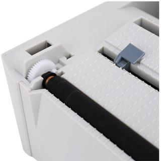 deli 得力 DL-888D 标签打印机 (白色)