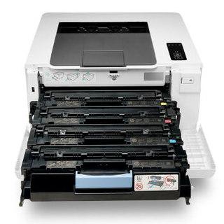 HP 惠普 Color LaserJet Pro M154a 彩色激光打印机 (白色)
