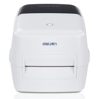 deli 得力 DL-888B 标签打印机 (白色)