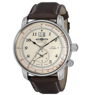 ZEPPELIN 齐柏林飞艇 LZ126 Los Angeles 8644-5 男士时装腕表