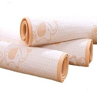 象宝宝 防水透气护理垫 宝宝尿垫100X60CM(2条装 *2件