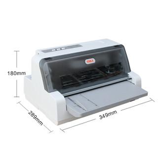 OKI ML210F 针式打印机 (灰色)