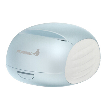 MEMOBIRD G2 便携手机照片打印机 (蓝白色)