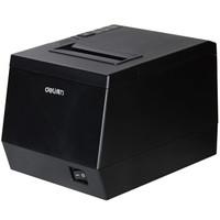 deli 得力 DL-801P 标签打印机 (黑色)