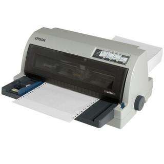 EPSON 爱普生 LQ-790K 针式打印机 (灰色)