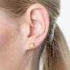 DIAMOND STYLE  钻石风尚 金色八角星水晶耳钉(需用券) 163.68元