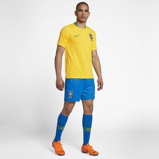 NIKE 耐克 2018世界杯 巴西国家队主场比赛服 球迷版