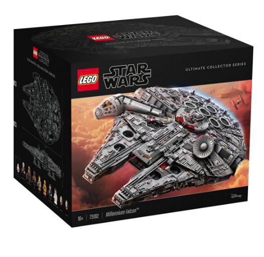 LEGO 乐高 Star Wars星球大战系列 75192 豪华千年隼