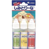 凑单品:KOBAYASHI 小林制药 衣物去污笔组合装 10ml*3支