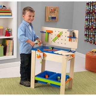 KidKraft 仿真儿童维修工具台
