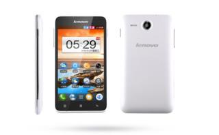 lenovo 联想 A529 智能手机 256MB 512MB 白色
