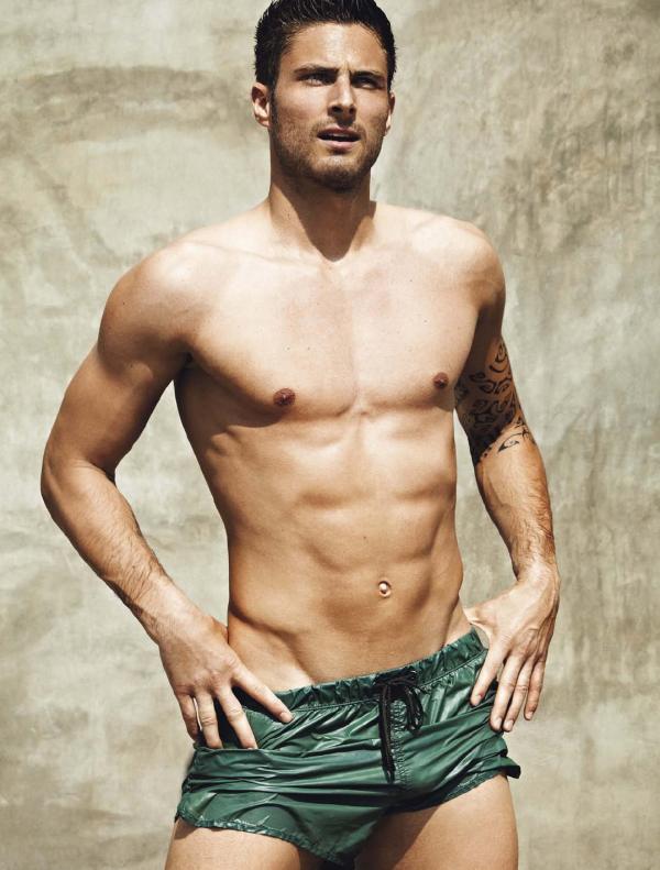 第9期!美好的肉体谁都喜欢,足球运动员舔屏指南