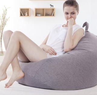 LUCKYSAC 懒人豆袋沙发躺椅 中款 80*90cm
