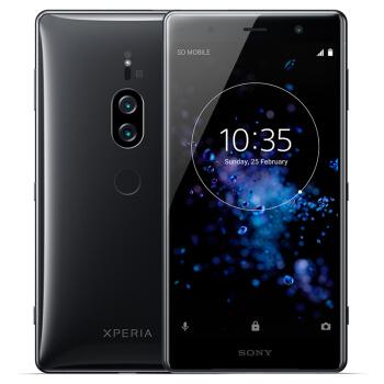 SONY 索尼 Xperia XZ2 Premium 智能手机 炫黑 6GB 64GB