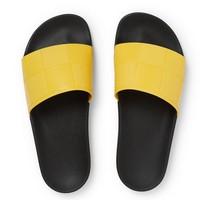 小码福利:RAF SIMONS X Adidas Originals 男士泳池拖鞋