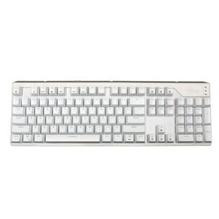 RK ROYAL KLUDGE RG928 机械键盘 白色 黑轴