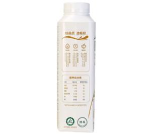 伊利 畅轻 风味发酵乳 燕麦+黄桃口味 450g