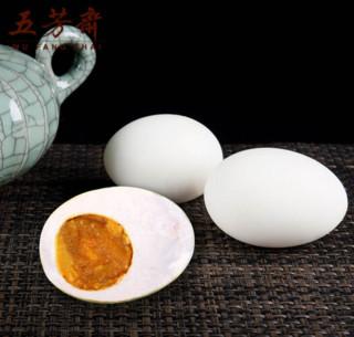 WU FANG ZHAI 五芳斋 咸鸭蛋 4只装 200g