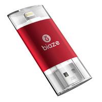 Biaze 毕亚兹 32G lightning接口 苹果手机U盘