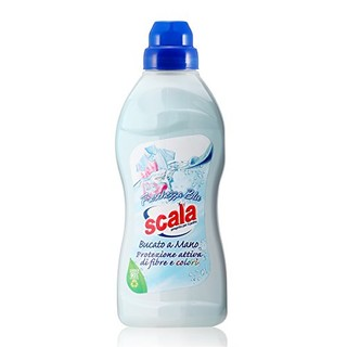 Scala 斯卡拉 洗衣液 浅色衣物手洗专用不伤手 柠檬和木香 750ml