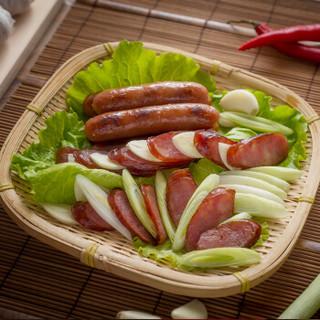 海霸王 黑珍猪香肠 黑椒味 268g