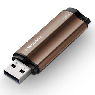 Teclast 台电 骑士3.0 U盘 256GB 咖啡色