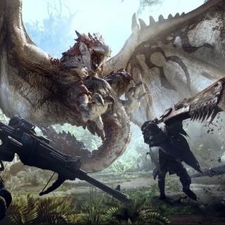新品发售 : 《怪物猎人:世界》PC数字版游戏