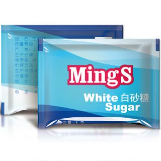 MingS 铭氏 白糖包白砂糖 7g*100包