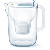 BRITA 碧然德 Style XL设计师系列 家用滤水壶 (蓝色、3.5L)