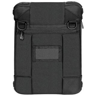 Targus 泰格斯 Grid TSS847AP 笔记本单肩包 12英寸 黑