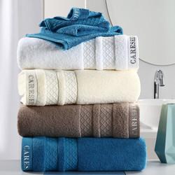 康尔馨 五星级酒店纯棉大浴巾 灰色 700g 150*80cm *2件 +凑单品