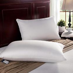 安睡宝(somerelle) 枕芯家纺 2只装杜邦纤维枕头