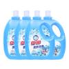 Baimao 白猫 高效洁净洗衣液 3kg*4瓶 57.9元包邮(前30分钟)
