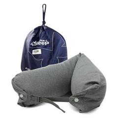 睡眠博士(AiSleep)多功能颗粒护颈U型枕 *2件