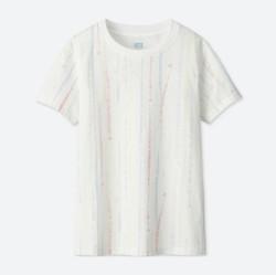UNIQLO 优衣库 女装  DPJ  MICKEY & THE SUN印花T恤 409805