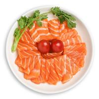 限地区:Ocean Gala 挪威冰鲜 三文鱼刺身净肉 400g *3件