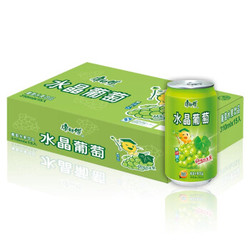 康师傅 水晶葡萄 310ml*24罐