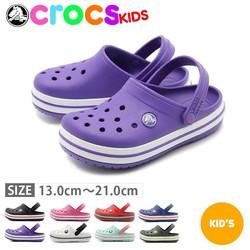 crocs 卡骆驰 204537 儿童透气清凉洞洞鞋