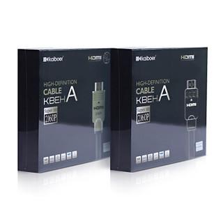Kaiboer 开博尔 A HDMI视频线 2.0版 (8米)