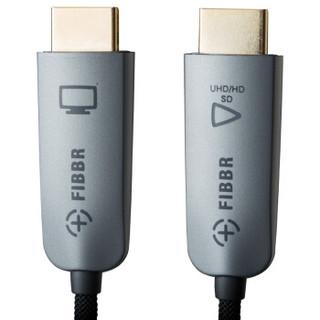 FIBBR 菲伯尔 U系列 HDMI光纤数字高清连接线 18米
