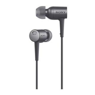 SONY 索尼 MDREX750NA 入耳式耳机 炭黑色