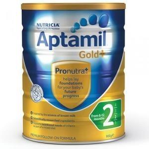 Aptamil 爱他美 金装 婴幼儿奶粉
