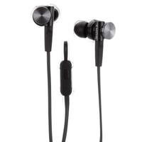 SONY 索尼 重低音系列 MDR-XB70AP 入耳式耳机 黑色