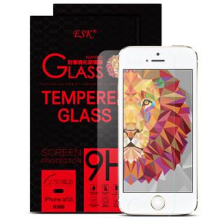 ESK 依斯卡 iphone SE/5s/5c/5 钢化膜