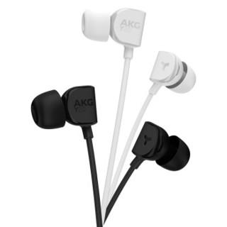 AKG 爱科技 Y20 立体声入耳式耳机 白色
